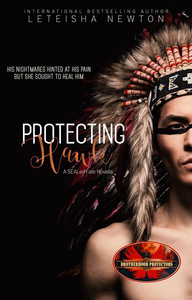 Leteisha Newton ProtectingHawk